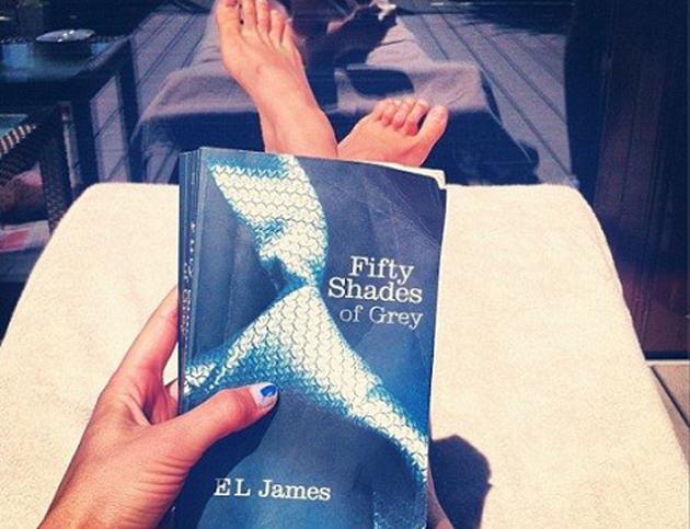 """Cincuenta Sombras es el libro más """"olvidado"""" en los hoteles de Travelodge"""