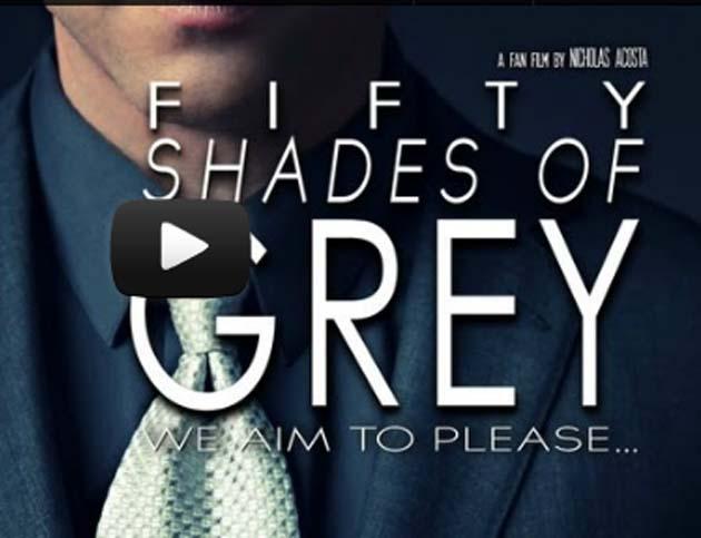 Nuevo corto de Cincuenta Sombras de Grey: La escena en la bañera