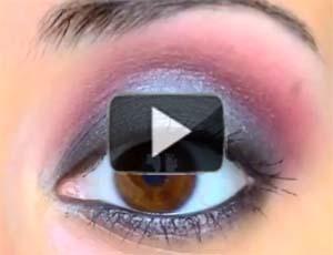 Maquillaje inspirado en Cincuenta Sombras de Grey