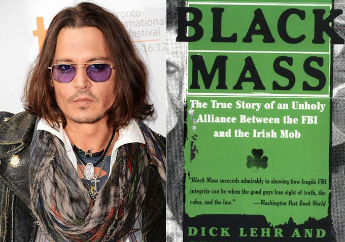 Dakota Johnson, Johny Deep y la adaptación al cine de Black Mass