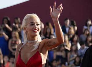 Rita Ora en Los Ángeles