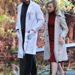Stars Film 'The 9th Life of Louis Drax' In Vancouver