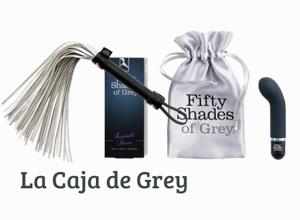 Celebra San Valentín con La caja de Grey
