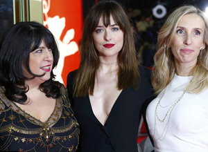 ¿Problemas entre Sam Taylor Johnson y Erika L. James?