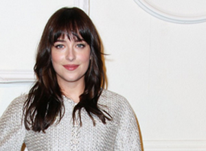 Dakota Johnson, de Chanel en Nueva York